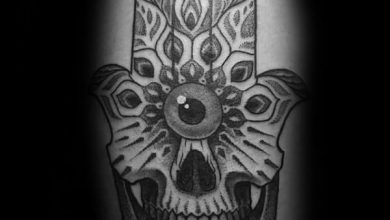 Photo of Evil Eye Tattoo significance and protection