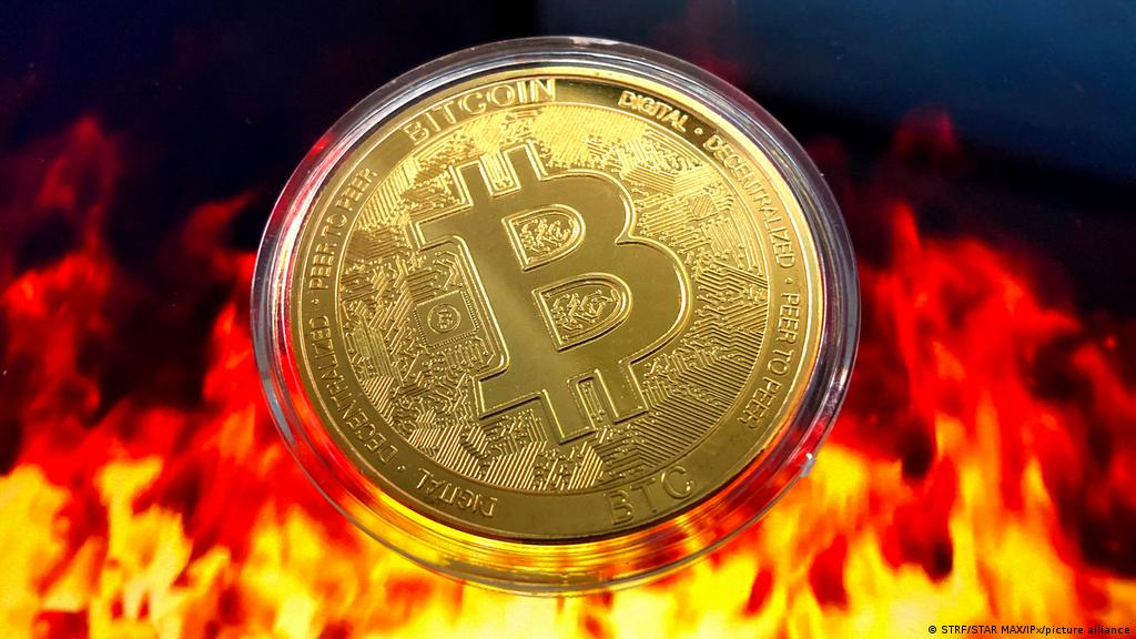 Harms of cryptocurrency