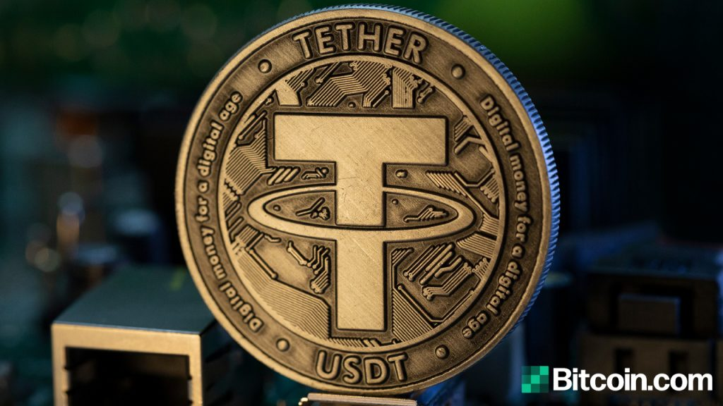 how does tether works?