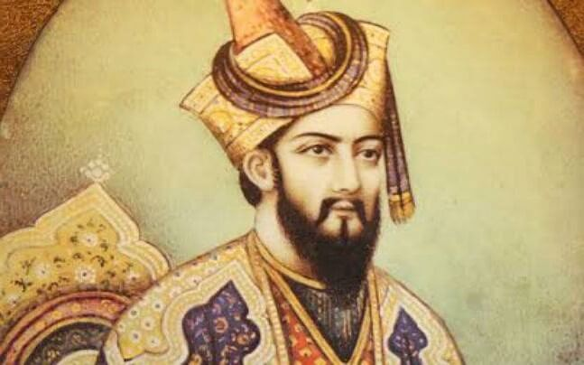 The Mughal emperors Babur