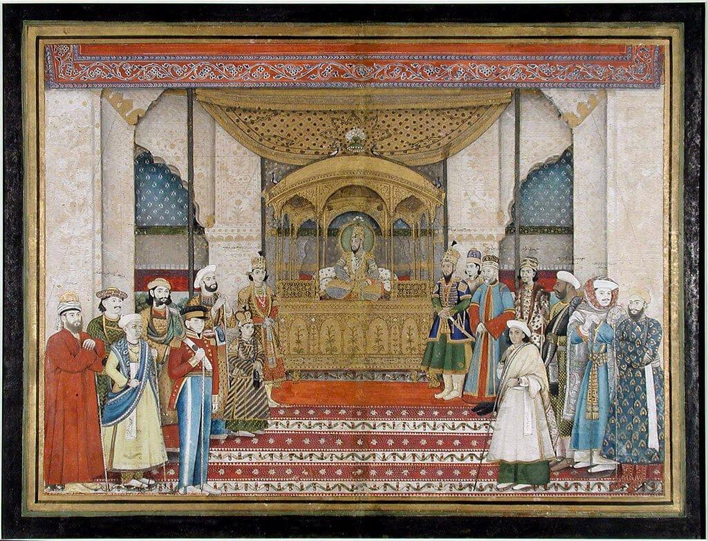 Mughal-Art