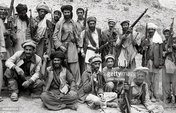 Mujahideen_Movements